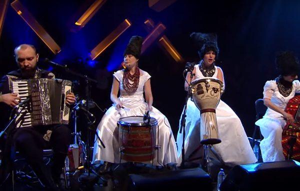 dakhabrakha ukraine band