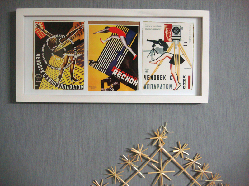 Ukrainian soviet avant garde film posters