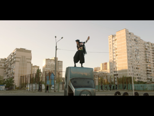 mo kamikaze music video kiev