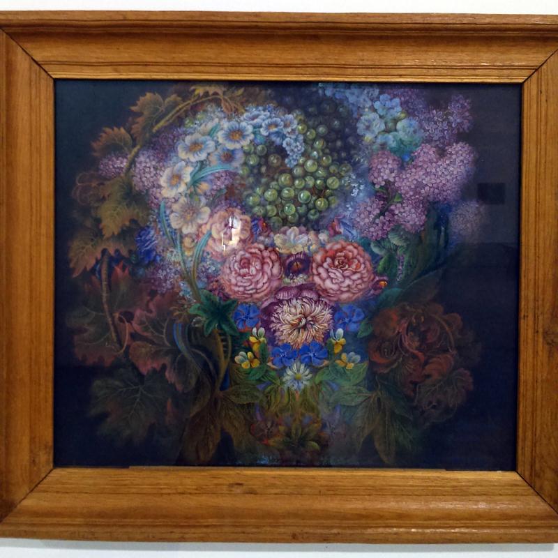 Kateryna Bilokur flowers