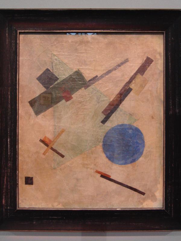 Kazimir Malevich Suprematist Composition, 1916