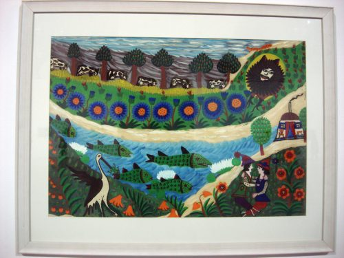 ukrainian naive art