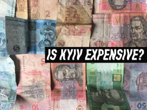 Cost of life and travel in Kyiv