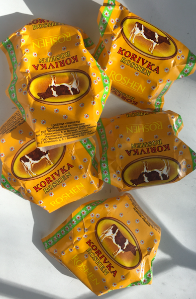 Korivka sweets