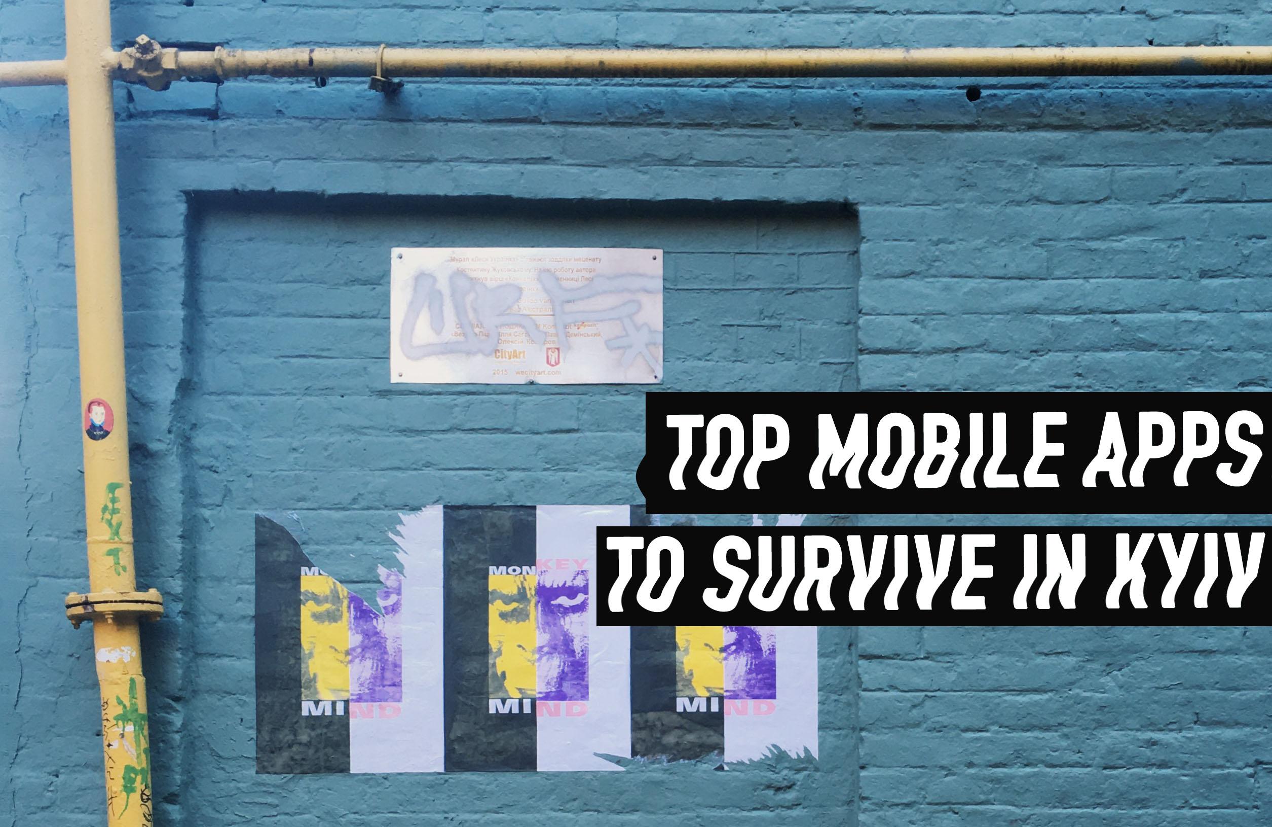 Mobile apps Kyiv