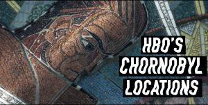 Chornobyl locatins - SEE KYIV