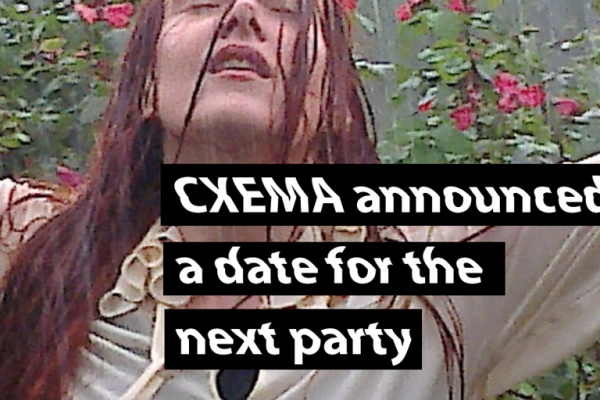 cxema rave party in kyiv ukraine
