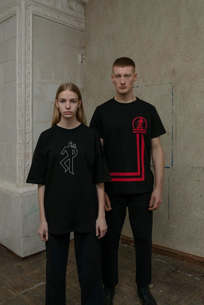 Ukrainian Avantgarde collection Syndicate Clothing