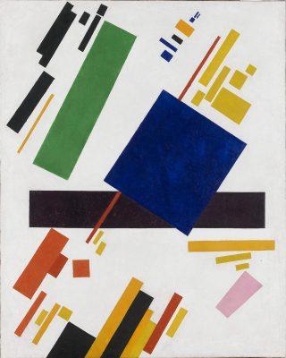 "Kazimir Malevich ""Suprematist Painting"", 1916"